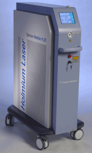 Holmium: Yttrium-Aluminum-Garnet laser CURITIBA